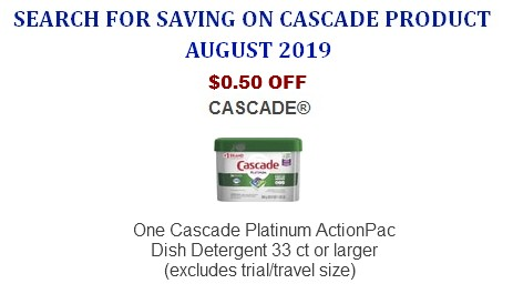 graphic regarding Cascade Coupons Printable titled Cascade Discount coupons Coupon Community
