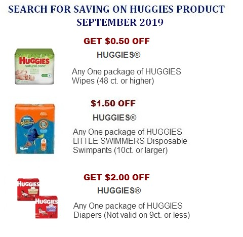 graphic about Printable Huggie Coupons known as Huggies Printable Coupon codes Coupon Community