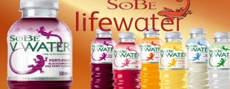 Sobe Water Coupon