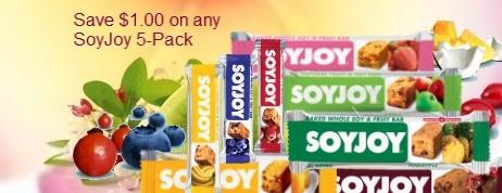 SoyJoy Printable Coupons