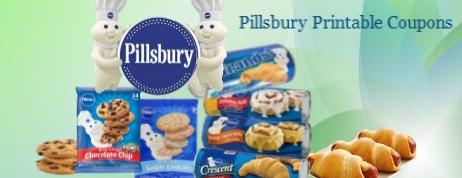 Pillsbury Printable Coupons