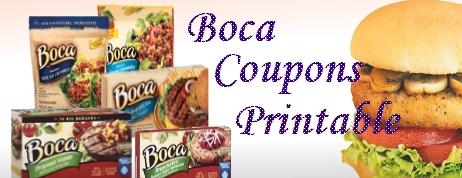 Boca Coupons Printable