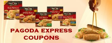 Pagoda Express Coupons