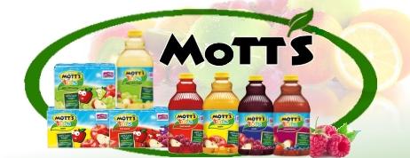 Mott's juice coupons