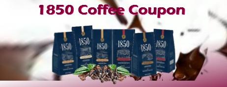 1850 Coffee Coupon
