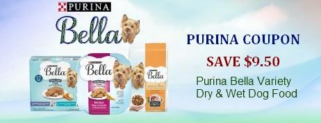 Purina Bella Wet Dog Food